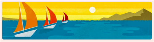 Sailboat graphic google forms