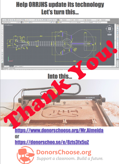 CNC Thank you graphic