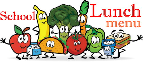 Image result for lunch menu clip art
