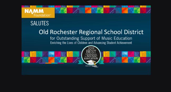 Rochester Public Schools Calendar.Old Rochester Regional School District Homepage